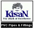 Kisan PVC Pipes & Fittings